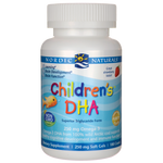 Nordic Naturals Children's DHA - Strawberry Flavour 180 soft gels | 768990760150