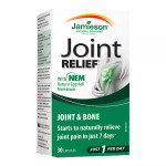 Jamieson Joint Relief with NEM Joint and Bone 30 Capsules | 064642072603