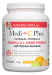 W. Gifford-Jones MD Medi-C Plus Citrus with Calcium  1 kg | 628826005858