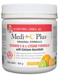W. Gifford-Jones MD Medi-C Plus Citrus with Calcium 300 grams |628826005834