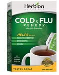 Herbion All Natural Cold and Flu Remedy 10 Pack Original | 4607006674738