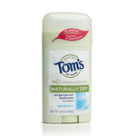 Tom's of Maine Natural Antiperspirant Unscented | 077326832288