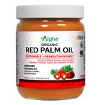 Alpha Health Organic Red Palm Oil
