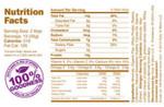 Nuts 'N More Cinnamon Raisin Almond Butter | 700220626980