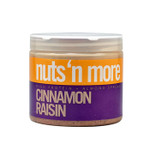 Nuts 'N More Cinnamon Raisin Almond Butter | 700220626980