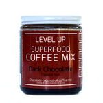 Level Up Superfoods Coffee Mix Dark Chocolate | 627843850939