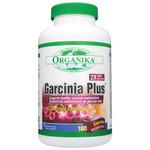 Organika Garcinia Plus 180 Capsules | 620365014773