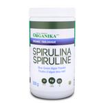 Organika Spirulina Blue Green Algae Powder Organic