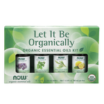 Now Essential Oils Let It Be Organically Kit | 733739074232