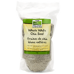 Now Real Food Whole White Chia Seed   733739868725