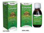 Herbion All Natural Cough Syrup Sugar Free 150ml | 460700674615