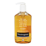 Neutrogena Oil Free Acne Wash 269 ml | 00062600960818