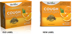 Herbion All Natural Cough Orange 18 Lozenges | 4607006674677