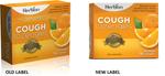Herbion All Natural Cough Orange 18 Lozenges | 4607006674677