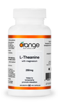 Orange Naturals L-Theanine 250mg | 886646020127