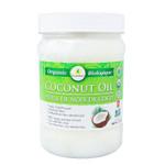 Ecoideas Raw Organic Coconut Oil 860ml | 875405003082