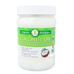 Ecoideas Raw Organic Coconut Oil 444ml | 875405003075