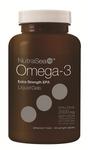 NutraSea hp Omega-3 Extra Strength EPA+DHA 2000mg 60 Softgels | 880860118813