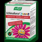 A. Vogel Echinaforce Cold and Flu Junior 90  Chewable Tablets | New Label Image  | 058854137311