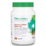 Organika Black Cumin Seed Oil 500mg 60 Softgels | 620365013837