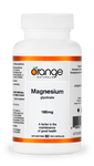 Orange Naturals Magnesium Glycinate 180mg | 886646020134