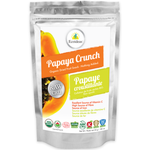 Ecoideas Organic Raw Papaya Crunch | 875405005307