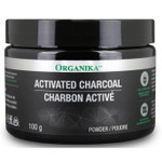 Organika Activated Charcoal Powder 100g | 620365026769