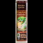 Badger Balm Lip Balm - Mocha Cocoa 7g | 634084125092
