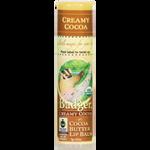 Badger Balm Lip Balm -Creamy Cocoa 7 g | 634084125009