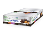 Genuine Health Fermented Vegan Proteins+ Bar Dark Chocolate Almond 12 x 55 grams | 624777008245