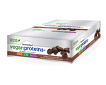 Genuine Health Fermented Vegan Proteins+ Bar Double Chocolate Chip 12 x 55 grams | 624777007774