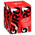 Guru Organic Energy Drink 4 x 250mL | 701648040112