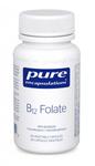 Pure Encapsulations B12 Folate 60 Vegetable Capsules   766298117812