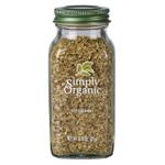 Simply Organic Oregano 21 g | 089836192165