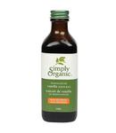 Simply Organic Madagascar Vanilla Extract Non-Alcoholic   089836195313