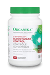 Organika Blood Sugar Control Cr-BitterMelon 120 Capsules | 620365011185
