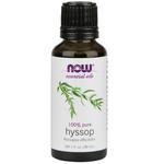 Now Essential Oils Hyssop Oil 30ml | 733739075567