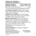 Smart Solutions Lorna Vanderhaeghe Ironsmart Liquid 250Ml 50 Servings Per Bottle | 871776000064