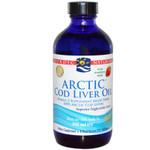 Nordic Naturals Arctic Cod Liver Oil Liquid-Strawberry 227 ml   768990760402