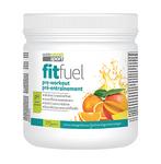 Prairie Naturals FitFuel Pre-Workout Citrus Mango 213 g