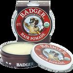 Badger Balm Navigator Class Organic Hair Pomade   634084130041
