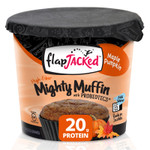 FlapJacked Mighty Muffins Mix with Probiotics Gluten-Free 55g Maple Pumpkin | 850171005188