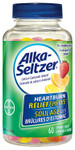 Alka Seltzer Heartburn ReliefChews Chewable Tablets | 00056500364890