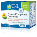 Earth's Care Arnica Compound Ointment | 857307003155
