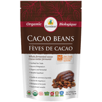 Ecoideas Organic Cacao Beans - Whole Fermented Cacao   875405005437