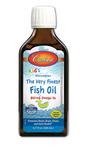 Carlson Kid's Norwegian Very Finest Fish Oil 200mL - Lemon | 088395015434