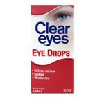 Clear Eyes Eye Drops   0678112254132