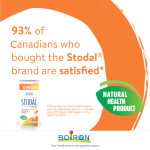 Boiron Stodal Honey Cough Syrup 200 mL | 774016774858 | Features