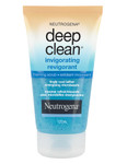 Neutrogena Deep Clean Invigorating Foaming Scrub | 0062600100788