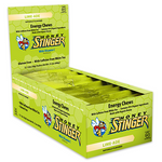 Honey Stinger Organic Energy Chews Caffeinated Lime-Ade